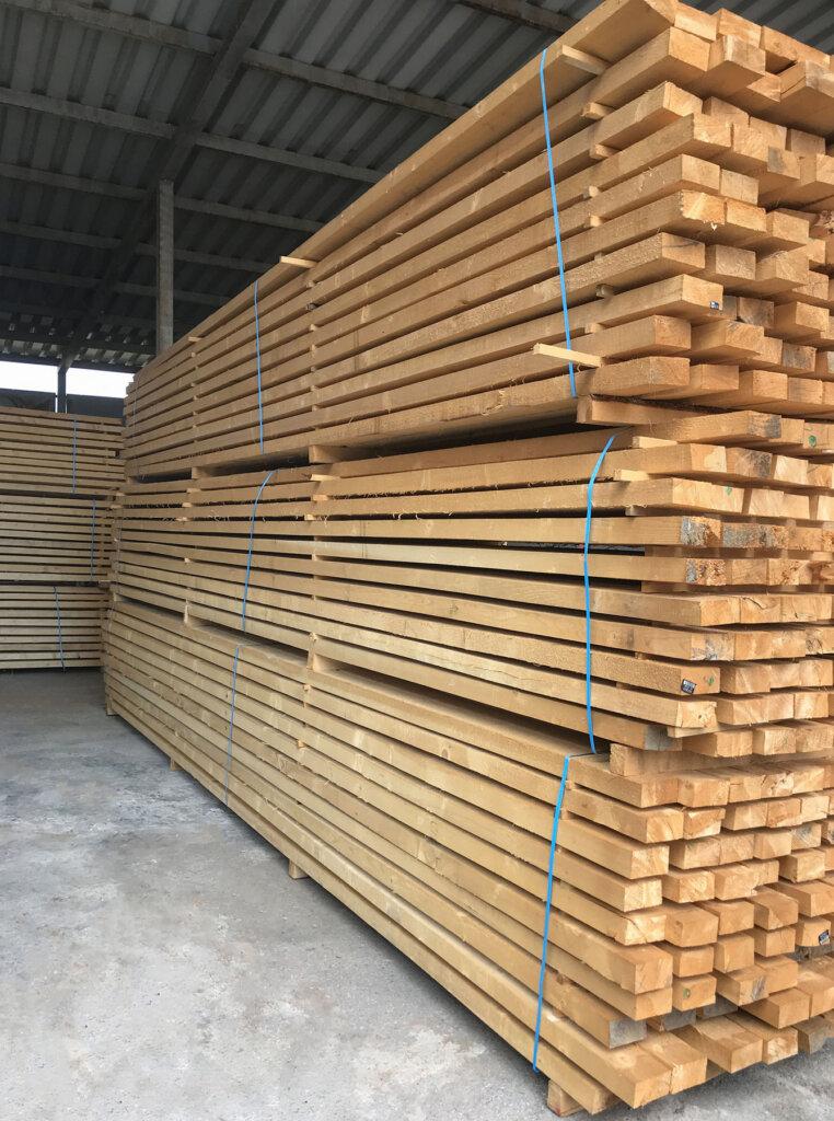 πριστή ξυλεία