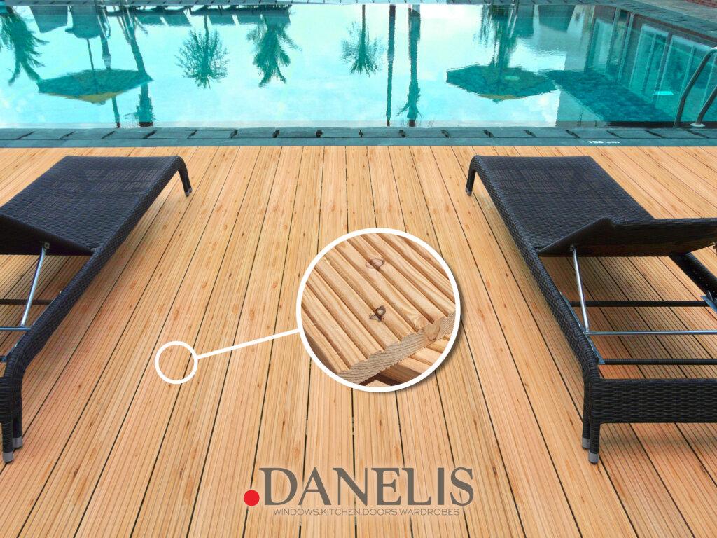 Deck Πισίνας